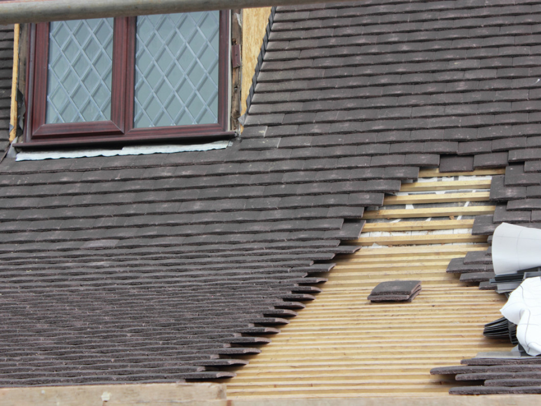 Are Roofing Troubles Hanging Over Your Head?